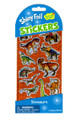 Dinosaurs Shiny Foil Stickers by Peaceable Kingdom