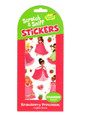 Strawberry Princesses Scratch & Sniff Stickers by Peaceable Kingdom
