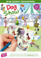 Dog Show Transfer Activity Pack by Scribble Down