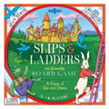Slips & Ladders Game by Eeboo
