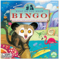 What Do You Know Bingo Game by Eeboo