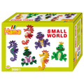 Small World Frogs and Seahorses Midi Bead Kit by Hama