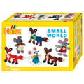 Small World Mice and Foxes Midi Bead Kit by Hama