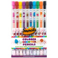 Coloured Smencils (Coloured Scented Pencils) by Scentco