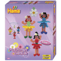 Flower Girls Mobile Midi Bead Kit by Hama