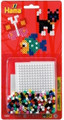 Butterfly, Fish & Cat Starter Pack Midi Bead Kit by Hama