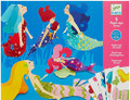 Mermaids Paper Toys by Djeco