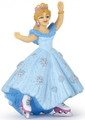 Princess with Ice Skates Figure by Papo