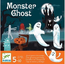 Monster Ghost Board Game by Djeco