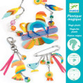 Magic Plastic Rainbow Horse Jewels by Djeco