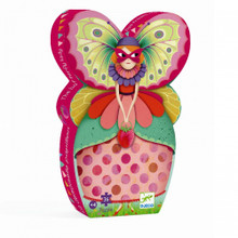 The Butterfly Lady 36 Piece Jigsaw Puzzle by Djeco