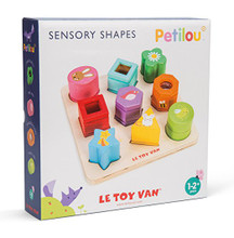 Petilou Sensory Shapes by Le Toy Van