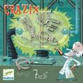 Crazix Metal Puzzles by Djeco