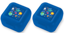 Solar System Snack Keepers (Set of 2) by Crocodile Creek