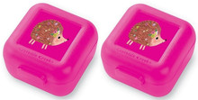 Hedgehog Snack Keepers (Set of 2) by Crocodile Creek