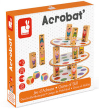 Acrobat Game by Janod