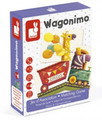 Wagonimo Matching Card Game by Janod