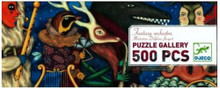 Fantasy Orchestra Puzzle Gallery 500 Piece Jigsaw Puzzle by Djeco