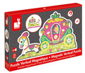 Princess Magnetic Vertical Puzzle by Janod