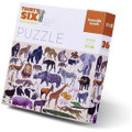 Thirty-Six Wild Animals 300 Piece Puzzle by Crocodile Creek