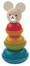 Stacking Ring Mouse by Plan Toys