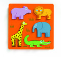 Wooden Elephantastic Puzzle by Djeco
