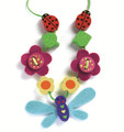 Dragonfly Beads & Laces by Djeco