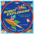 Robot Explorers Board Game by Eeboo Box