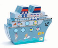 Naviplouf Battleship Game by Djeco