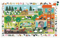 Farm Observation 35 Piece Jigsaw Puzzle by Djeco