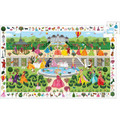 Garden Party Observation 100 Piece Jigsaw Puzzle by Djeco