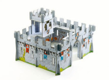 3D Pop To Play Medieval Castle by Djeco
