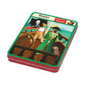 Pirates Magnetic Figures by Mudpuppy Tin