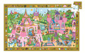 Princess Observation 54 Piece Jigsaw Puzzle by Djeco