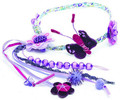 Butterflies and Flowers Hair Jewel by Djeco