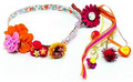 Flowers Hair Jewel by Djeco