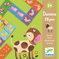Farm Dominoes by Djeco