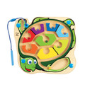 Wooden Colourback Sea Turtle Magnetic Game by Hape