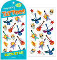 Rock Star Tattoos by Peaceable Kingdom