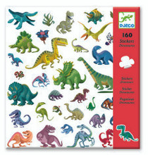 Dinosaurs Stickers by Djeco