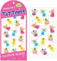 Rainbow Fairies Tattoos by Peaceable Kingdom