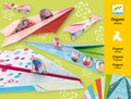 Origami Pretty Paper Planes Origami Kit by Djeco