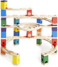 Loop de Loop Wooden Marble Run by Hape