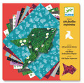 Origami 100 Printed Sheets by Djeco