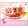 Lili Rose's Tea and Cake Set by Djeco