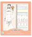 Wedding Dress Fashion Craft Kit by Djeco