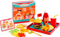 Ricjy & Daisy Fast Food Shop by Djeco