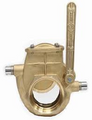 "Product Description     22 - 45 PSI RATING               STAINLESS STEEL HEATING TUBE CAST WITHIN BODY               DURABLE BRASS CONSTRUCTION          1/2"" NPT PORTS FOR COOLANT               ALL PARTS - EXCEPT BODY - INTERCHANGEABLE             WITH STANDARD MZ LEVER VALVES"