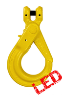 16mm G80 Clevis Self locking Hook