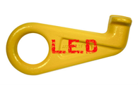 G80 Container Lifting Hooks - Straight